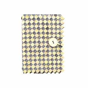 Journal - Creme & Barcode