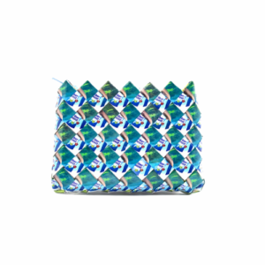 Coin Purse Mini - Teal & Blue