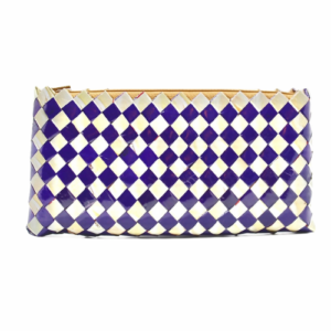 Large wallet - purple