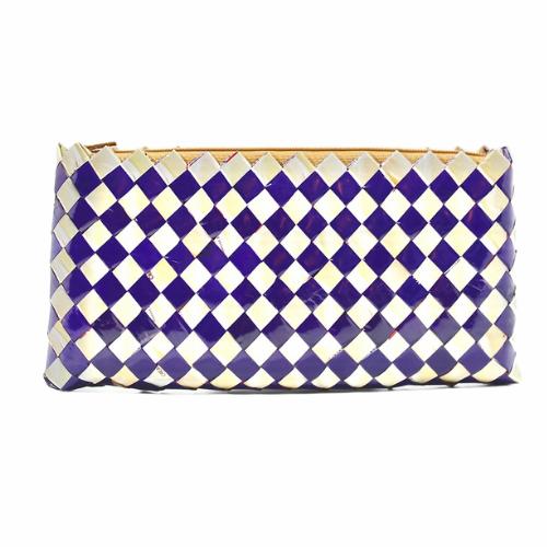 Large wallet - purple