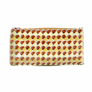 Large Wallet - Bean & Creme