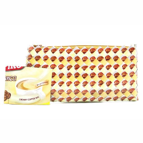 Large wallet - Bean & Creme