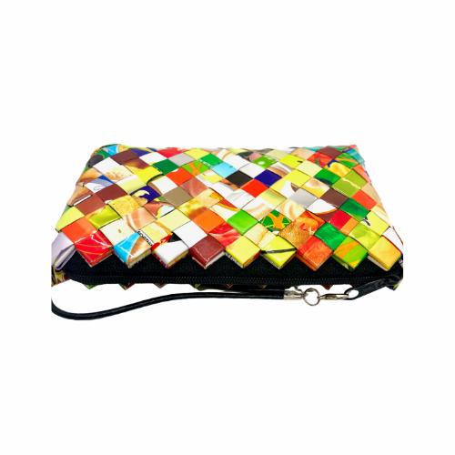 Medium wallet - Confetti